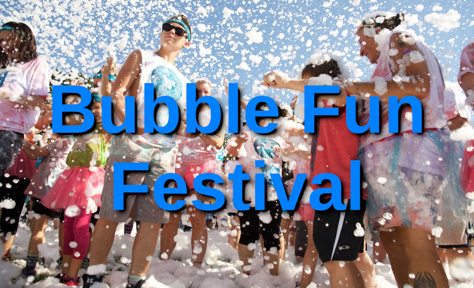 Bubble Fun for the Whole world!